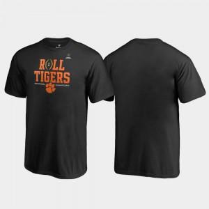 Clemson Tigers Kids T-Shirt Black Roll Tigers College Football Playoff 2018 National Champions High School 853984-344