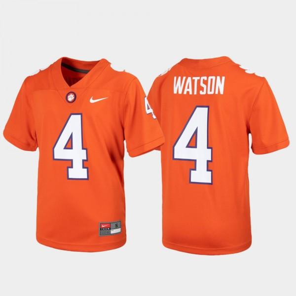 deshaun watson clemson football jersey
